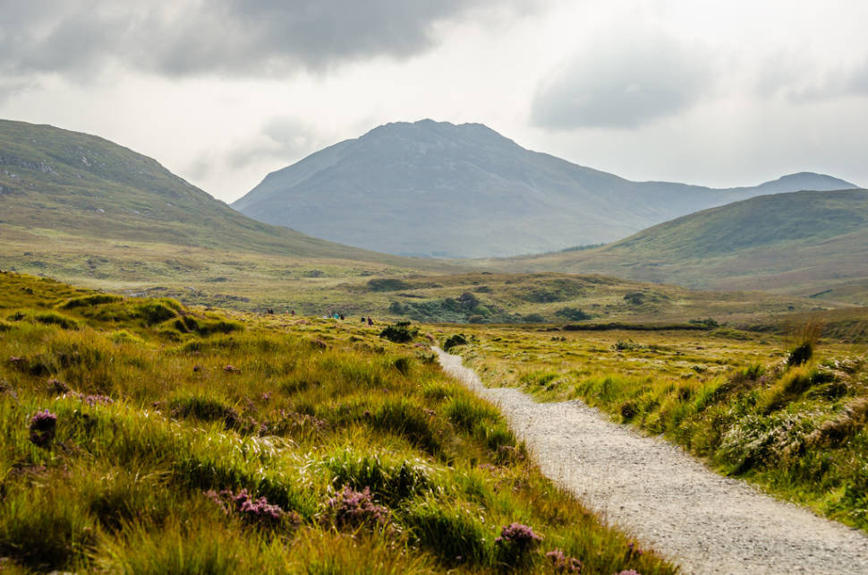 Connemara at Best in Ireland - Best Time