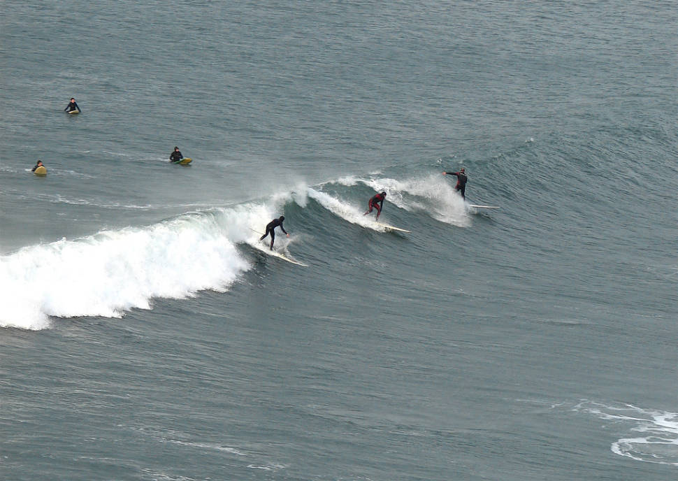 Surfing the Perfect Wave in Ireland - Best Season