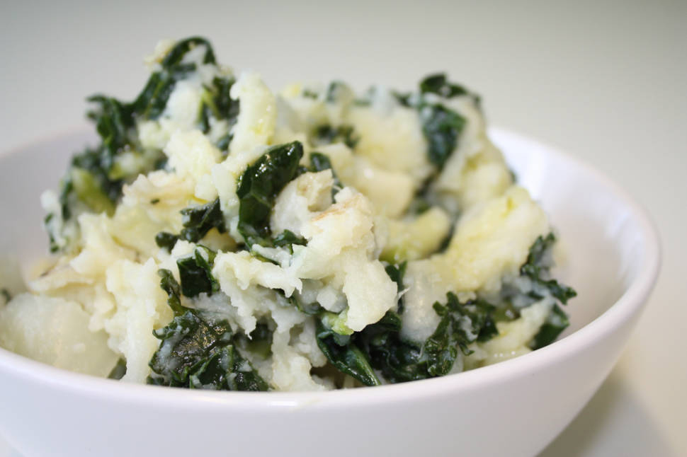 Time for Colcannon in Ireland - Best Time