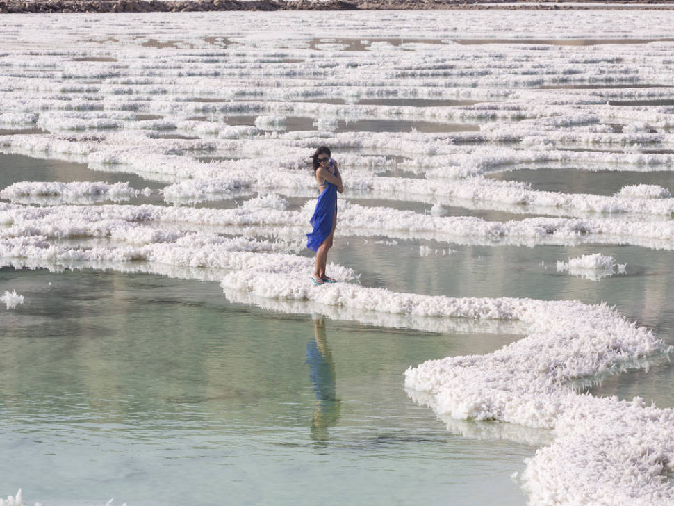 Best time for Dead Sea Spa in Israel