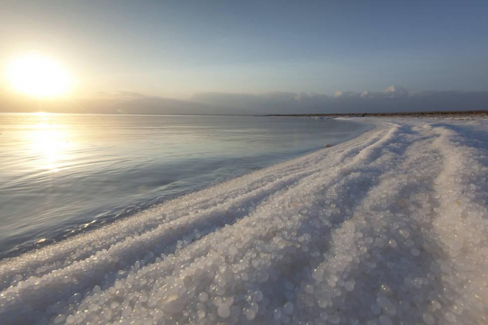 Dead Sea Spa in Israel - Best Season