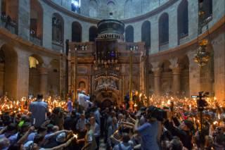 Holy Light Ceremony