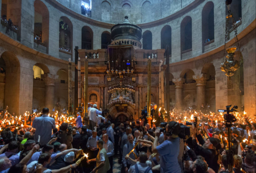 Holy Light Ceremony in Israel - Best Time