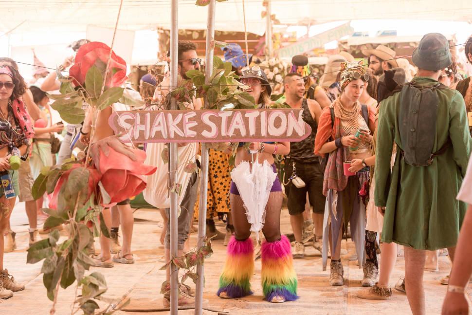 Best time for Midburn Festival in Israel