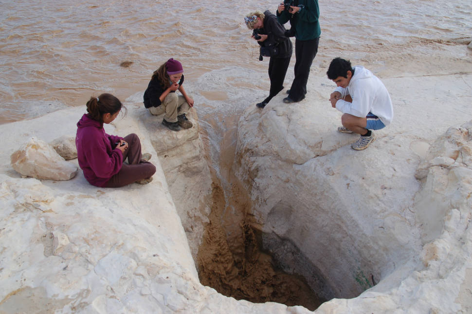 Best time to see The Rebirth of River Zin in Israel