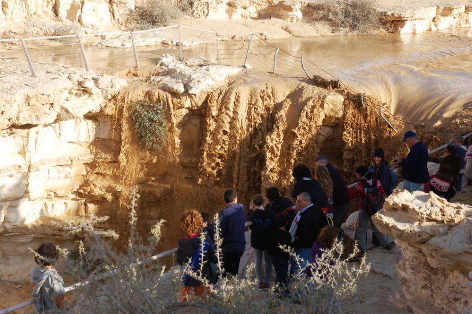 Best time for The Rebirth of River Zin in Israel