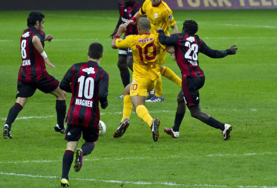 Football: Süper Lig in Istanbul - Best Season