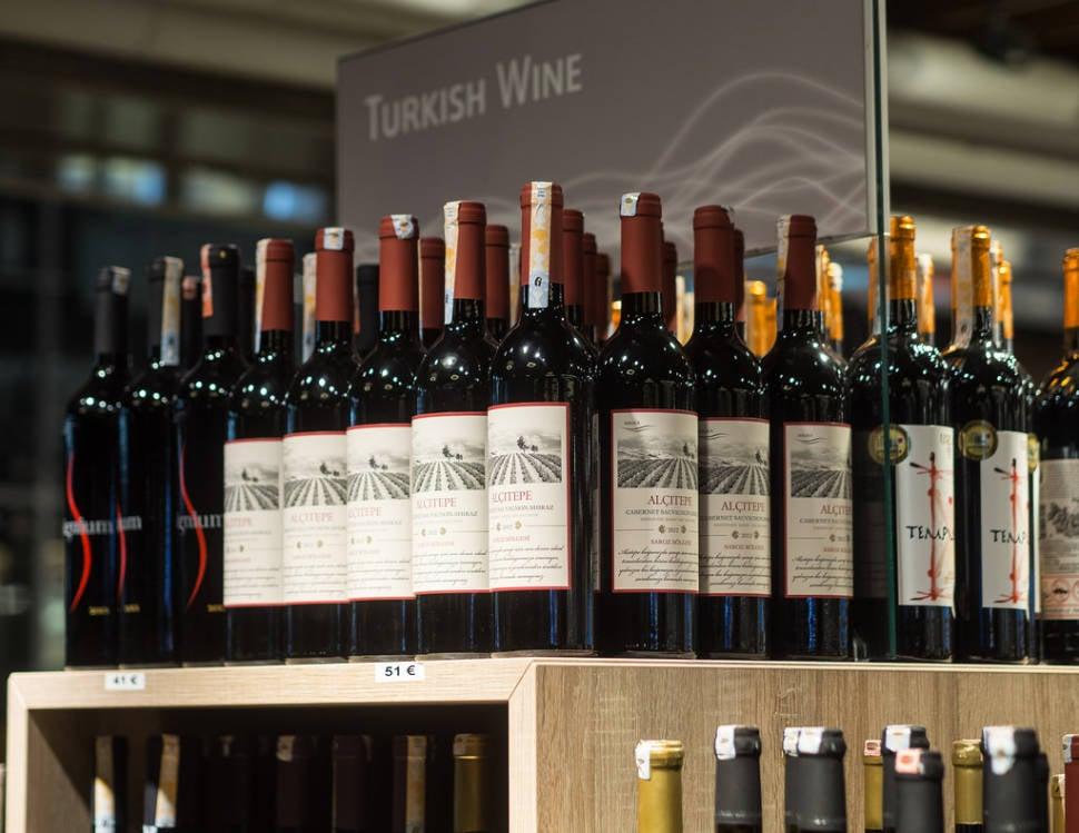 Grape Season and Turkish Wine Tasting in Istanbul - Best Season