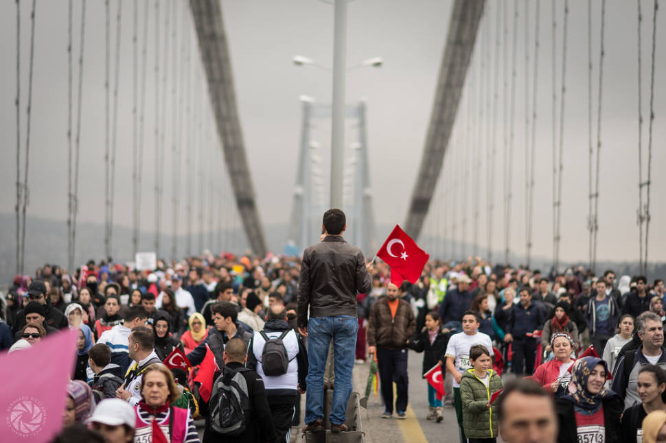Best time for Istanbul Marathon in Istanbul