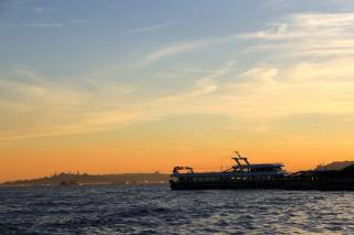 Sunset Bosphorus Cruise