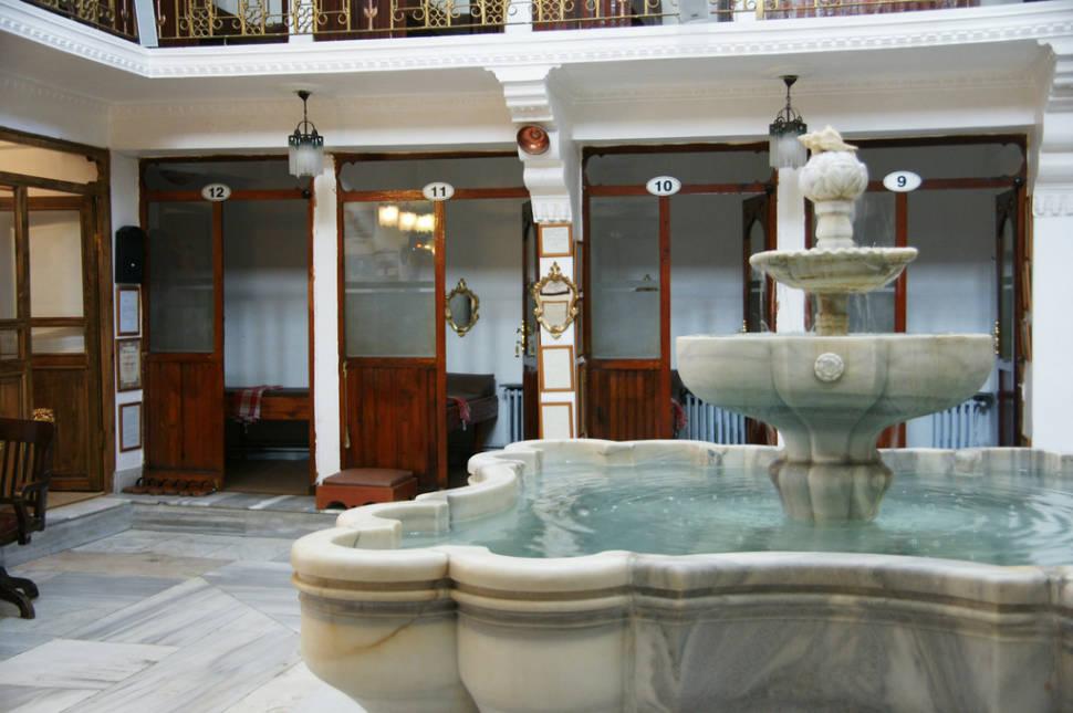 Cağaloğlu baths