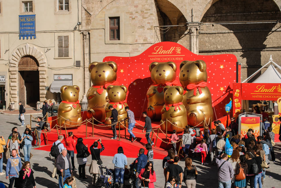 Best time for EuroChocolate Festival Perugia in Italy