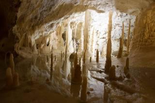 Frasassi Caves (Grotte di Frasassi), Genga