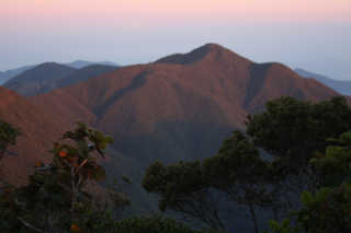 Hiking Blue Mountain Peak