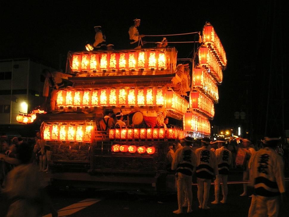Kishiwada Danjiri Matsuri in Japan - Best Season