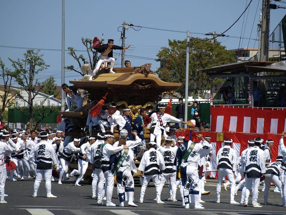 Kishiwada Danjiri Matsuri in Japan - Best Time