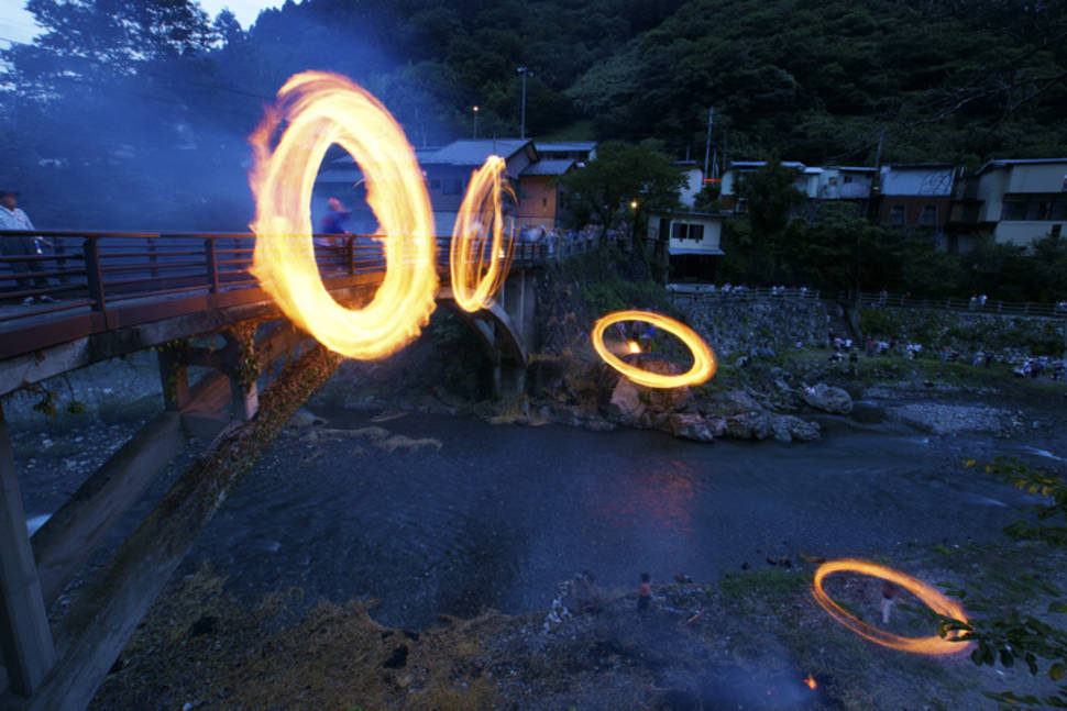 Ohinata no Hitoboshi or Fire Ring Festival in Japan - Best Season