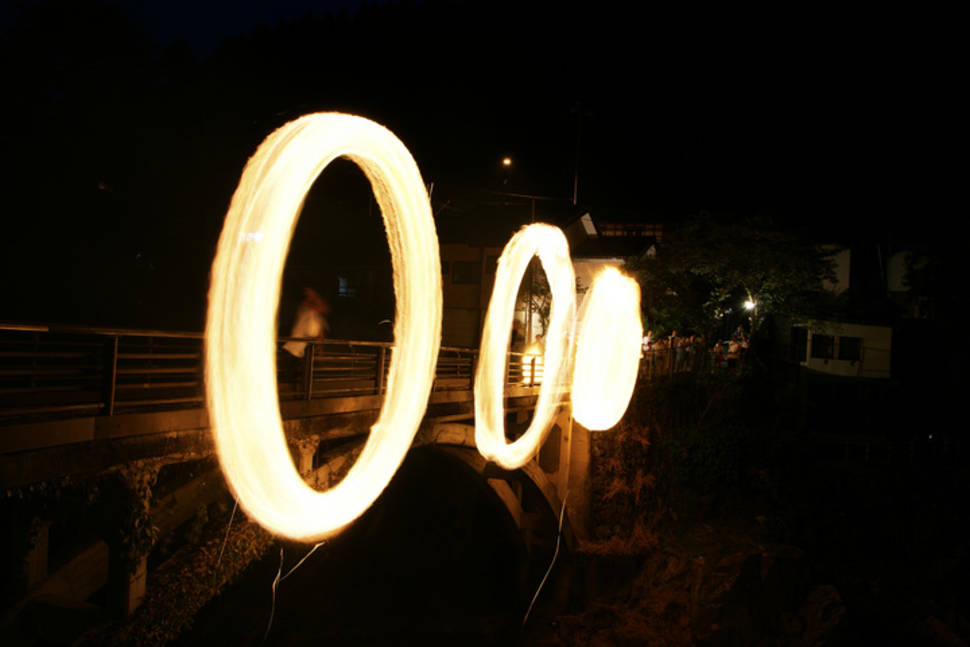 Best time for Ohinata no Hitoboshi or Fire Ring Festival in Japan