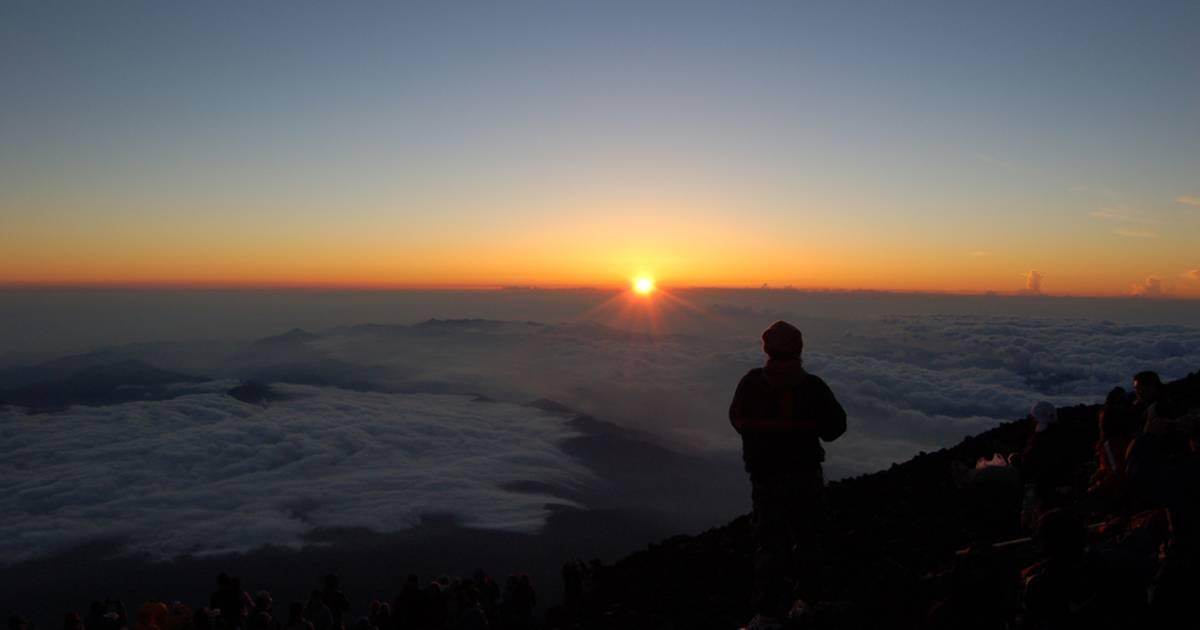 Climbing Mount Fuji in Japan - Best Time