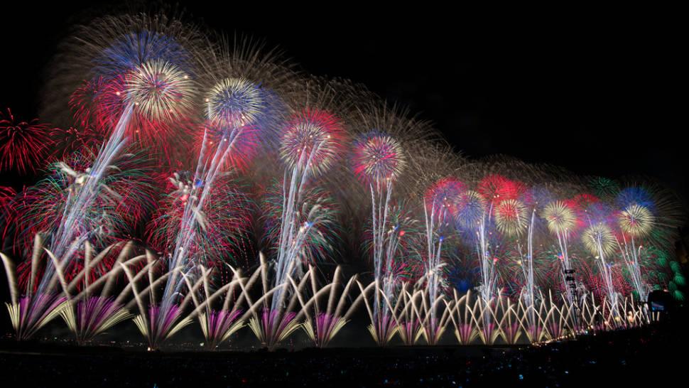 Nagaoka Fireworks Festival in Japan - Best Time