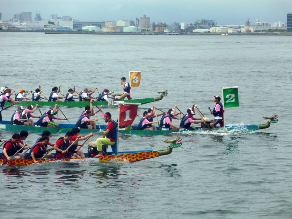Dragon Boat Racing in Japan - Best Time