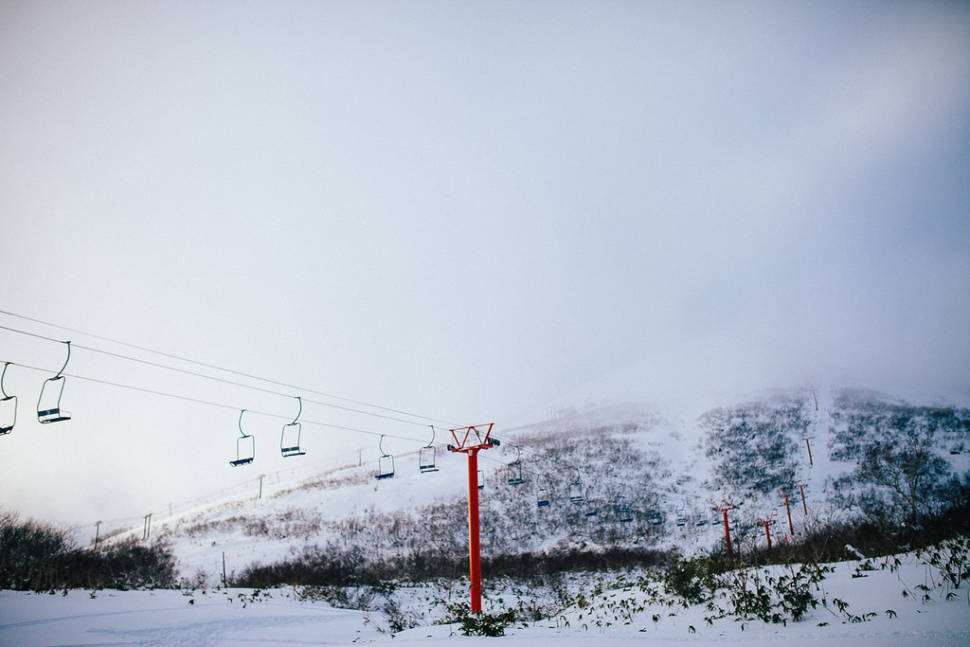 Best time for Snowboarding and Skiing in Japan