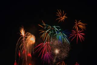Sumida River Fireworks