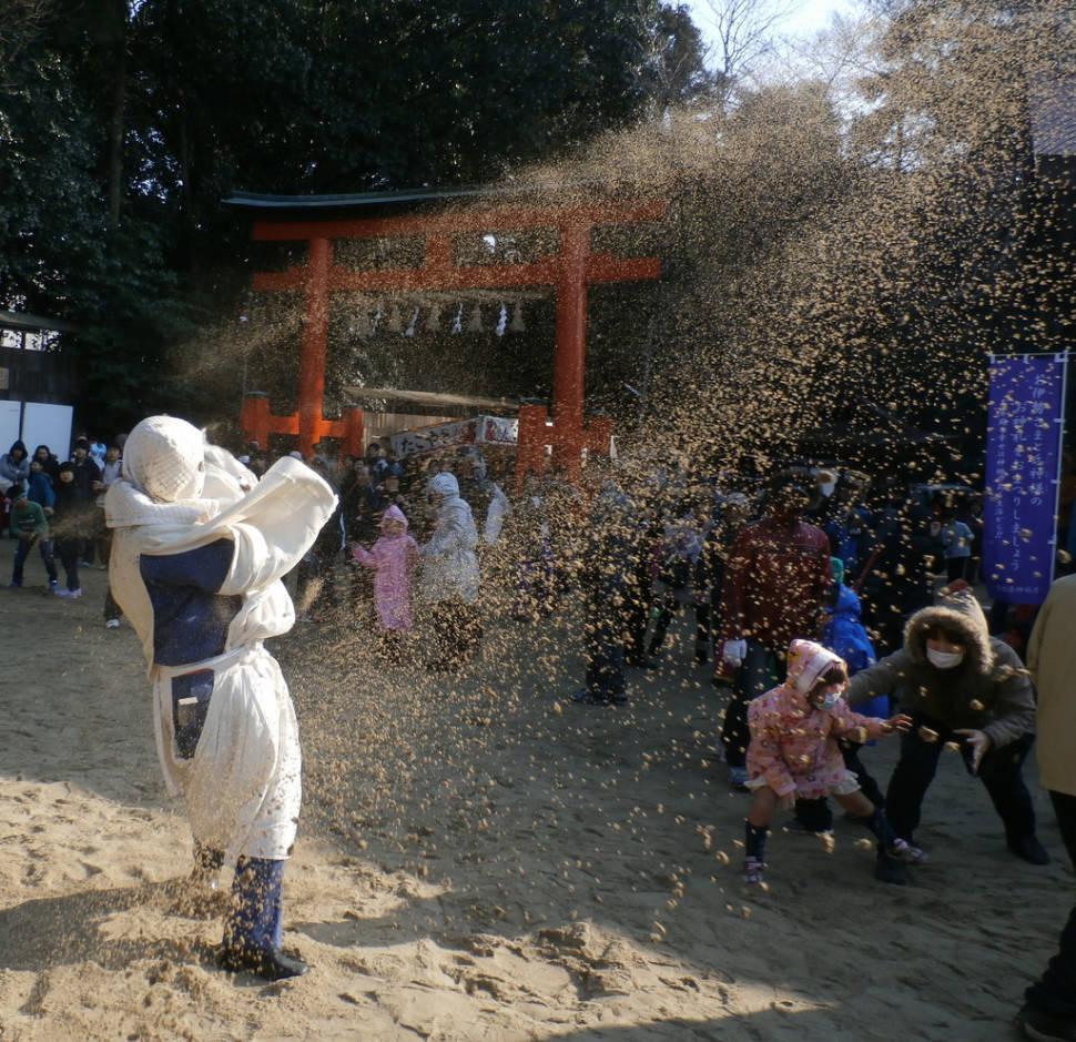Sunakake Matsuri in Japan - Best Time