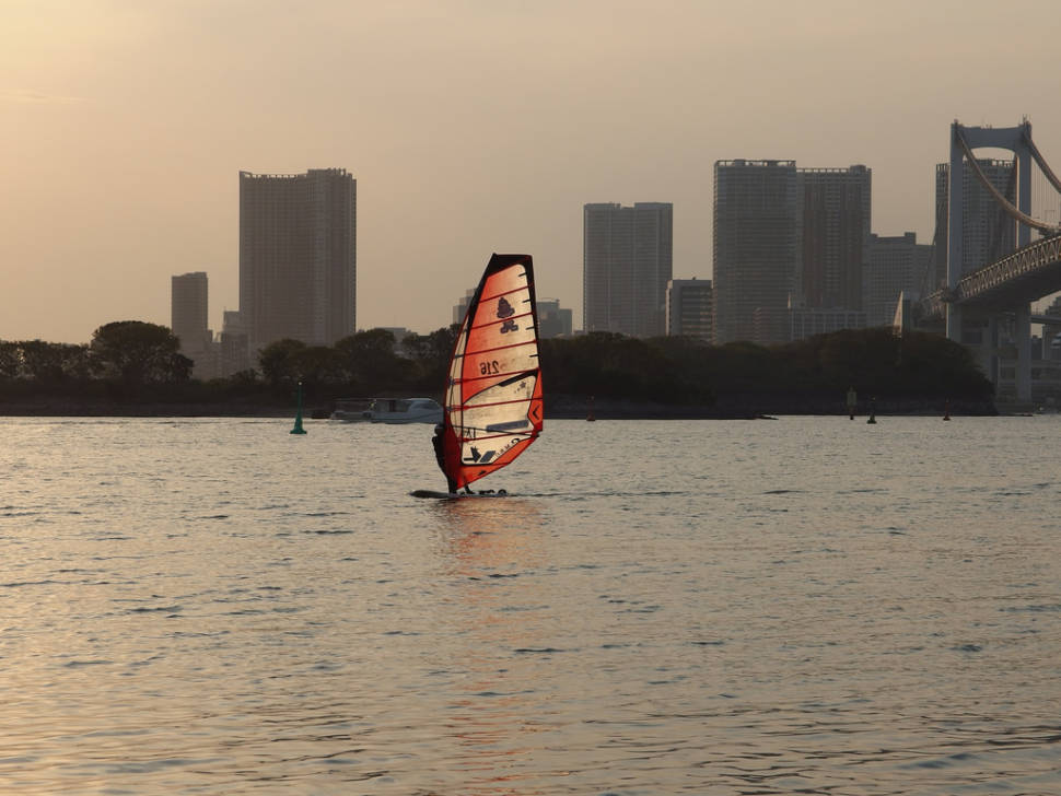 Windsurfing in Japan - Best Time