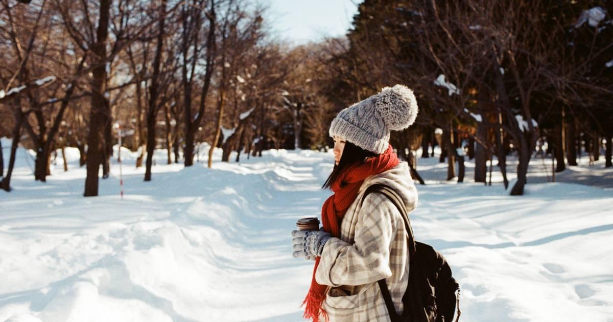 Winter in Japan - Best Time