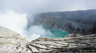 Kawah Ijen Volcano