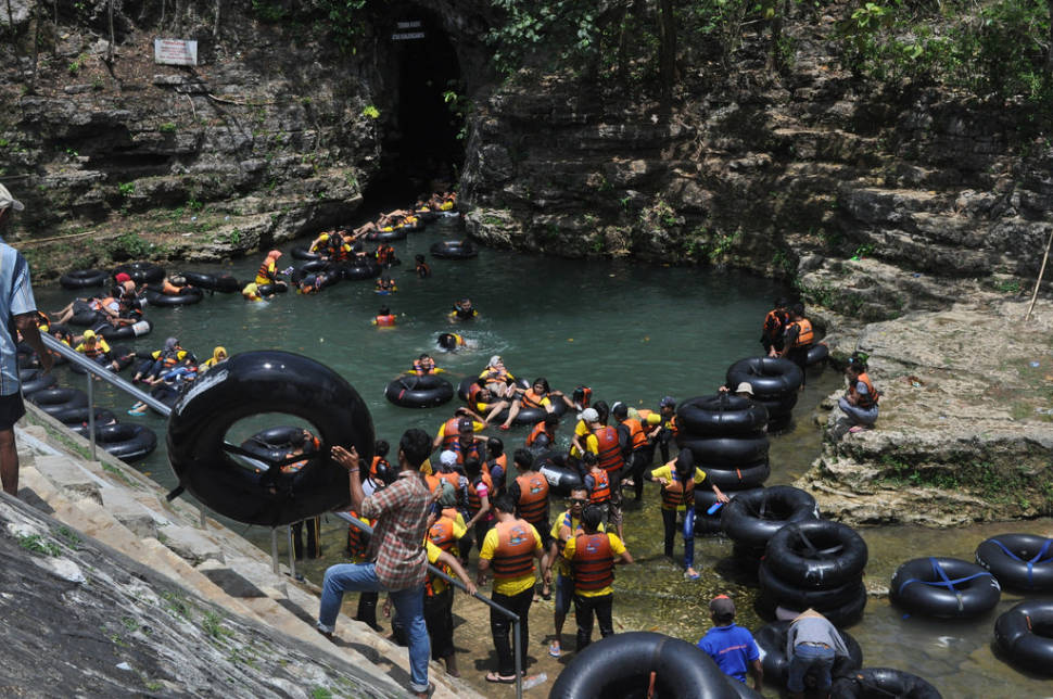 Pindul Cave Tubing in Java - Best Season