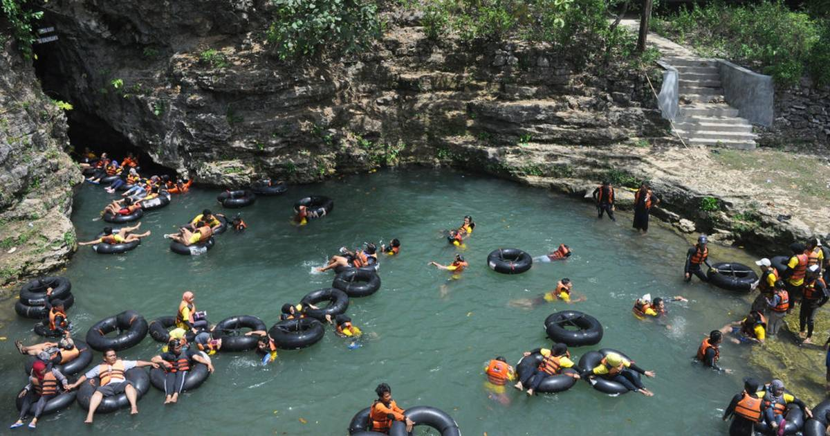 Pindul Cave Tubing in Java - Best Time