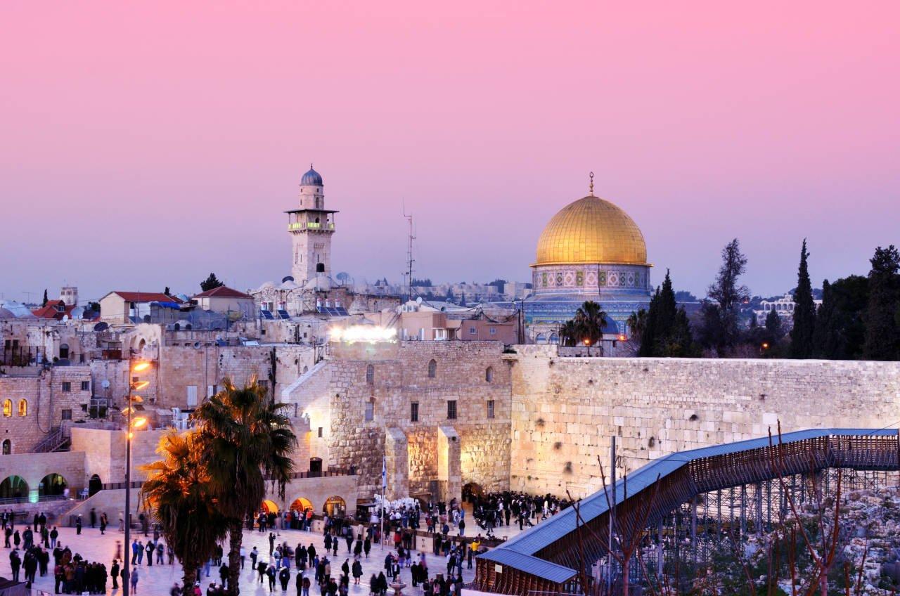 Image result for best time to visit jerusalem