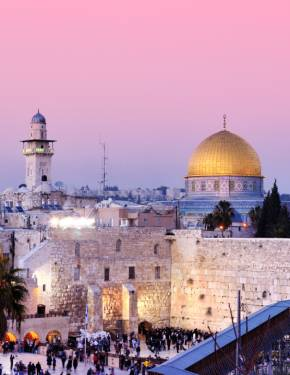 Best time to visit Jerusalem