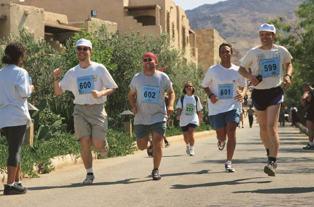 Amman Marathon in Jordan - Best Season