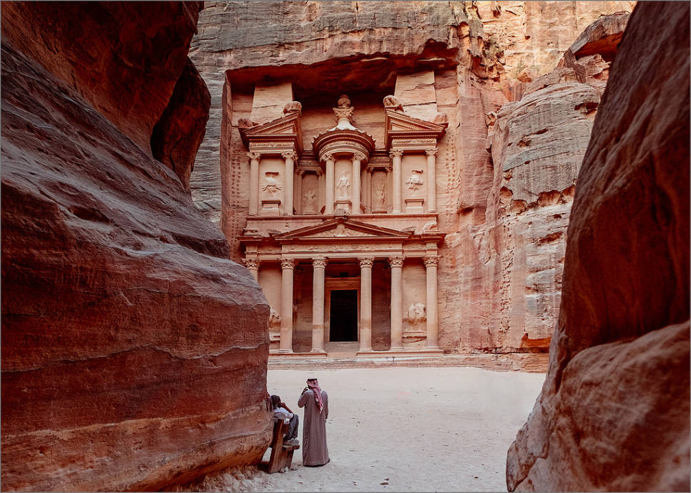 Best time for Ancient City of Petra in Jordan
