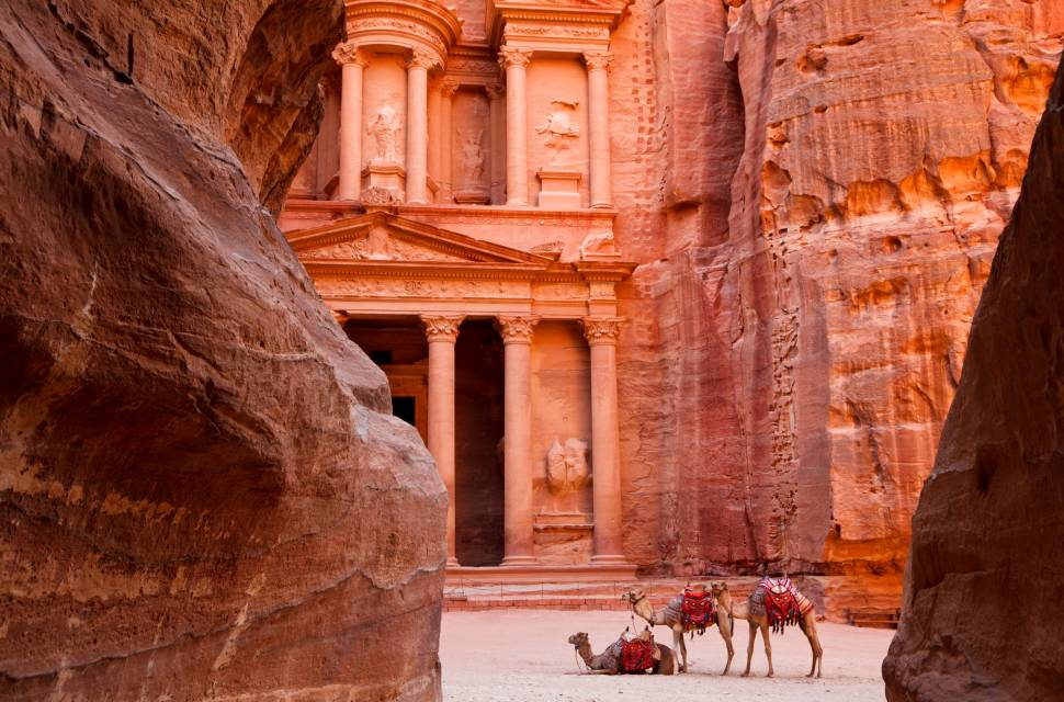 Ancient City of Petra in Jordan - Best Time