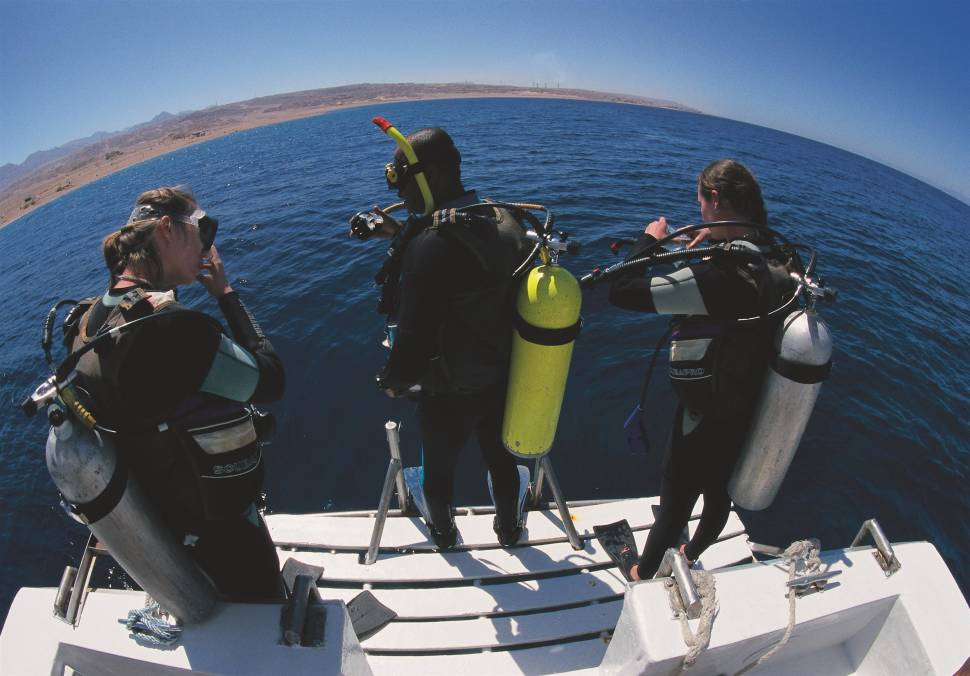 Aqaba Diving in Jordan - Best Season