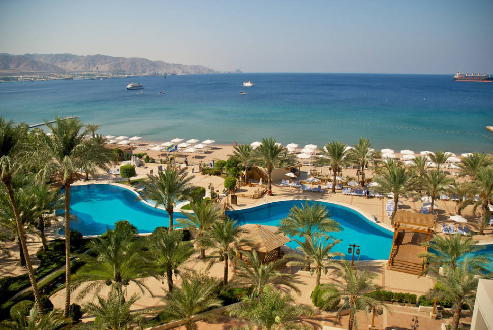 Beach Season in Jordan - Best Season
