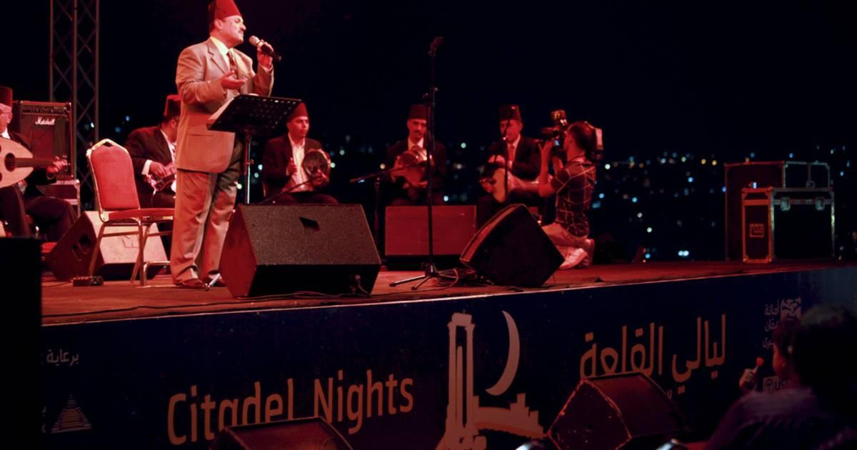 Citadel Nights in Jordan - Best Time