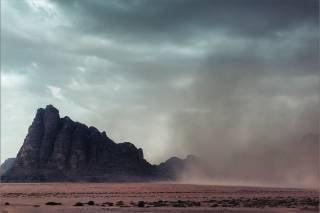 Desert Wind or Khamseen