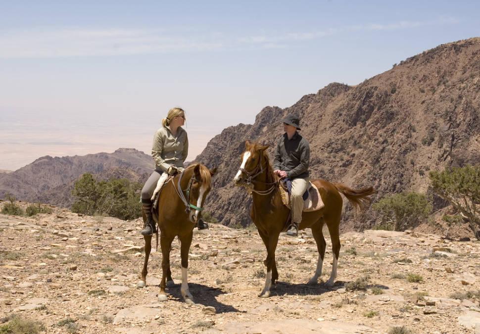 Best time for Horseback Riding in Jordan