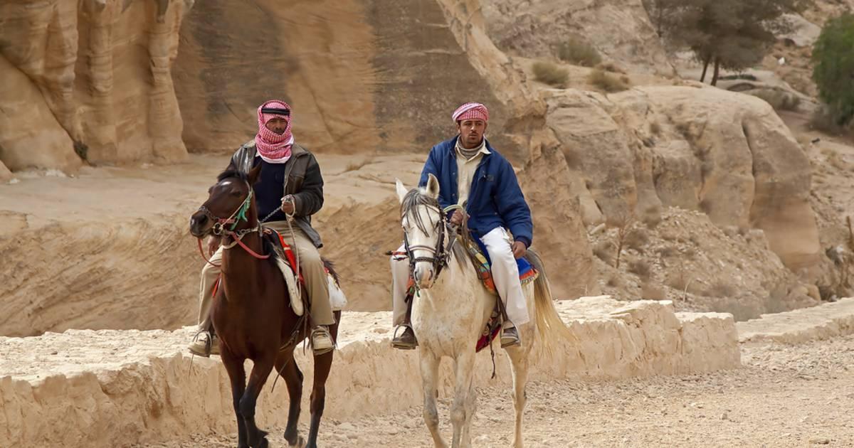 Horseback Riding in Jordan - Best Time