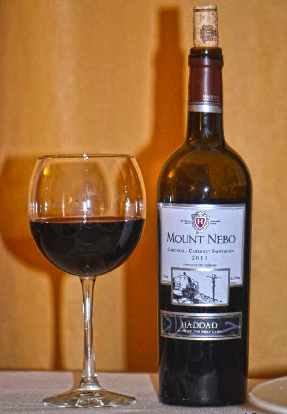 New Jordanian Wine in Jordan - Best Season