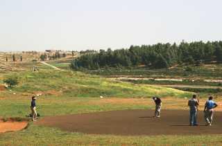 Sand Golf