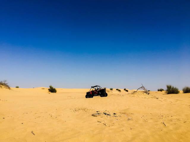 Best time to see Sand Riding or Desert Safari in Jordan