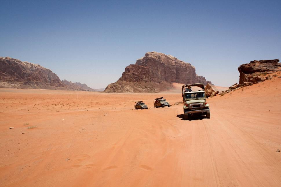 Sand Riding or Desert Safari in Jordan - Best Season