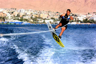 Waterskiing, Para​sa​iling, and Jet-Skiing