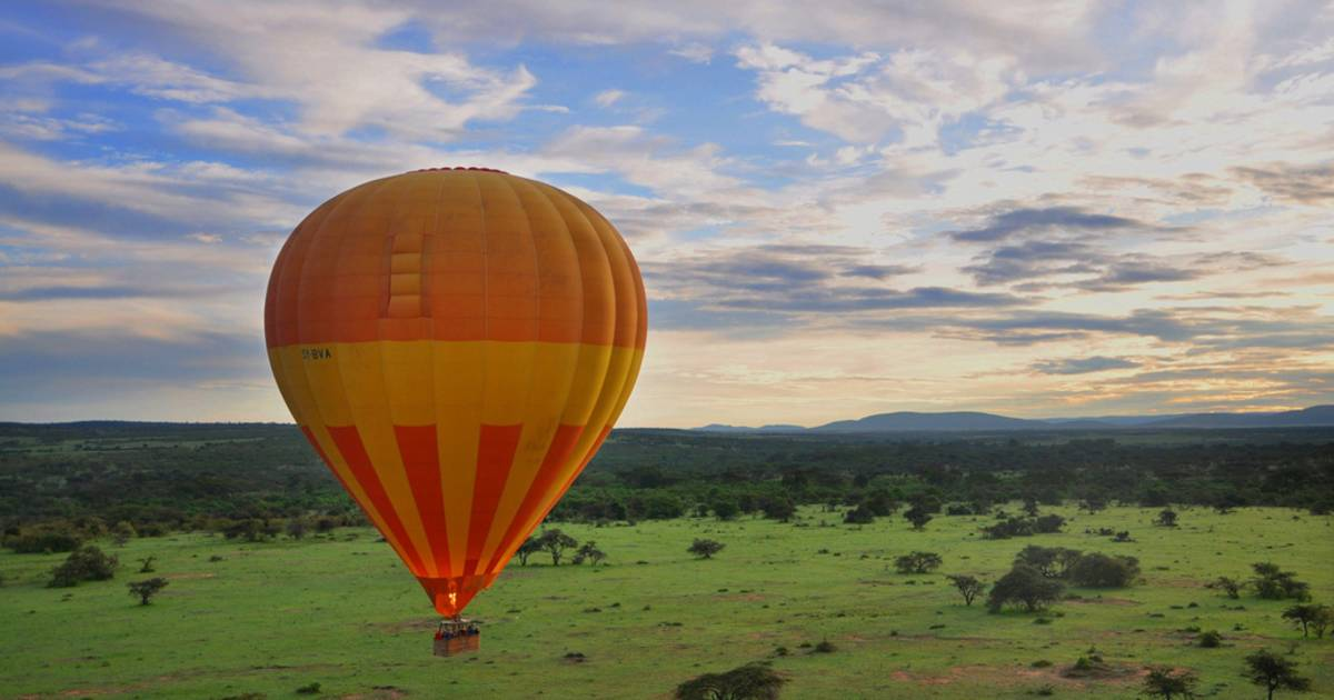 Balloon Trips in Kenya - Best Time